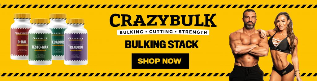 Crazy Bulk Bulking Stack Ireland