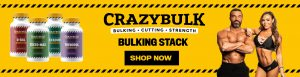 Crazy Bulk Bulking Stack Ireland