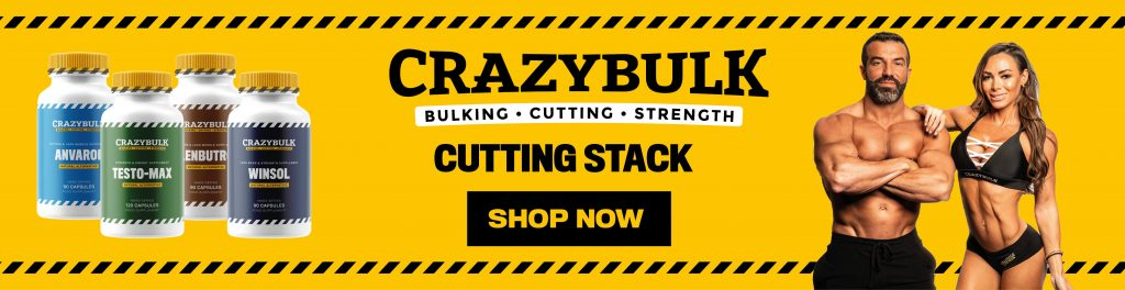 Crazy Bulk Cutting Stack Ireland